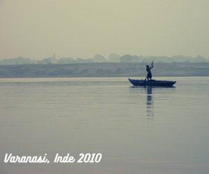Varanasi, Inde 2010